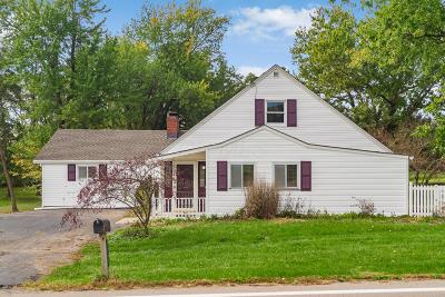 Plain City Single Family Home For Sale: 9861 State Route 736