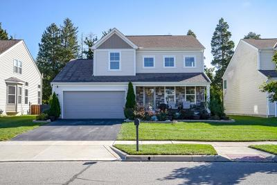 Galloway Single Family Home Contingent Finance And Inspect: 162 Rockbrook Crossing Avenue