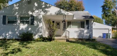 Columbus OH Single Family Home Sold: $93,000