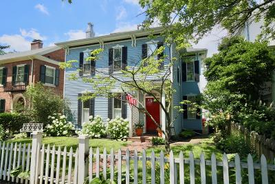 Lancaster Single Family Home For Sale: 145 E Mulberry Street