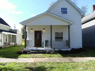 Utica Single Family Home For Sale: 309 N Central Avenue