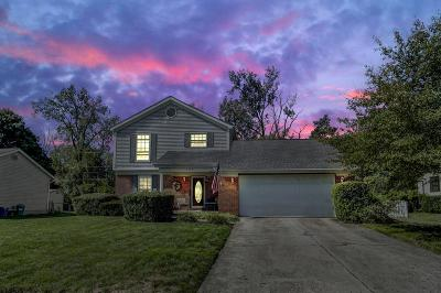 Columbus Single Family Home For Sale: 1779 Hickory Hill Drive