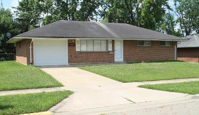Reynoldsburg Single Family Home For Sale: 6547 Creon Drive