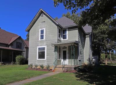 Plain City Single Family Home Contingent Finance And Inspect: 356 W Main Street