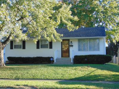 Columbus Single Family Home For Sale: 3839 Bolton Avenue