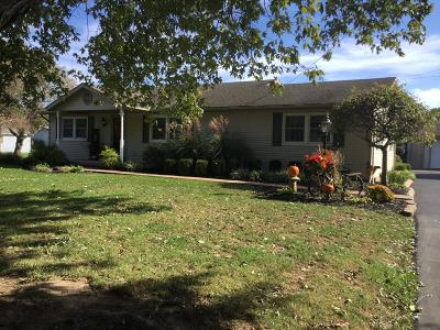 Ashville Single Family Home Contingent Finance And Inspect: 17080 Little Walnut Road