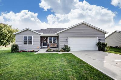 Richwood OH Single Family Home For Sale: $190,000