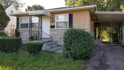 Columbus Single Family Home For Sale: 1271 E 24th Avenue