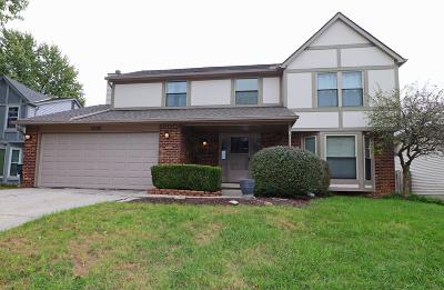 Columbus Single Family Home For Sale: 5730 Brinkley Court