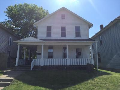 Newark OH Single Family Home For Sale: $89,900