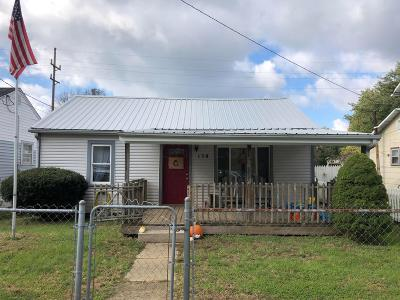 Lancaster OH Single Family Home For Sale: $75,000