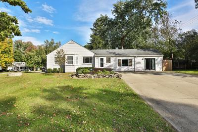 Worthington Single Family Home For Sale: 417 Kenbrook Drive
