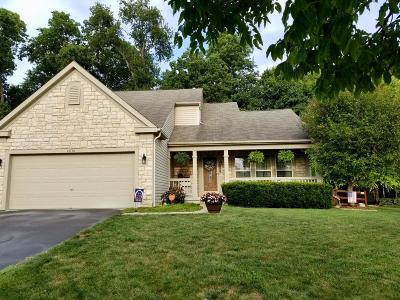 Groveport Single Family Home Contingent Finance And Inspect: 4834 Founders Way