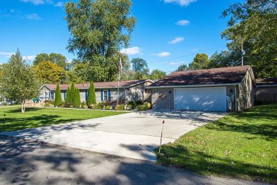 Thornville Single Family Home Contingent Finance And Inspect: 13342 Narcissus Road NE