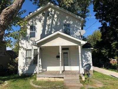 Lancaster Single Family Home For Sale: 525 W Wheeling Street