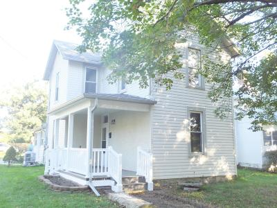 Single Family Home For Sale: 239 S Franklin Street