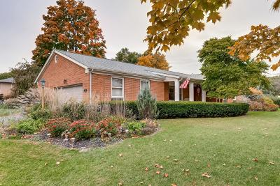 Hilliard Single Family Home For Sale: 3940 Ridgewood Drive