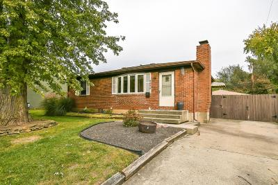 Columbus Single Family Home Sold: 5122 Chipman Drive
