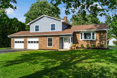 Grove City Single Family Home Contingent Finance And Inspect: 9072 London Groveport Road