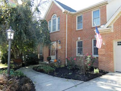 Pickerington Single Family Home Contingent Finance And Inspect: 9385 Haaf Farm Drive