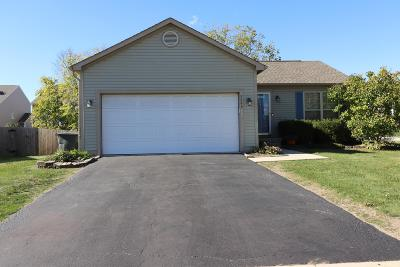 Hilliard Single Family Home Contingent Finance And Inspect: 2699 Westrock Drive