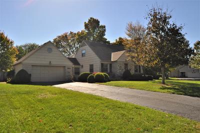 Upper Arlington Single Family Home For Sale: 1795 Barrington Road