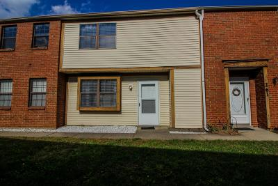 Westerville Condo Contingent Finance And Inspect: 259 Cross Wind Drive #D