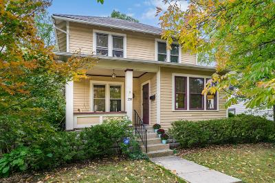 Clintonville Single Family Home Contingent Finance And Inspect: 299 E Kelso Road