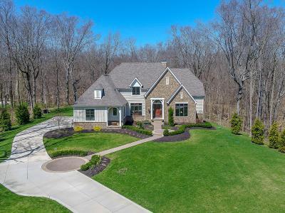 Delaware Single Family Home For Sale: 7300 Bridlespur Lane