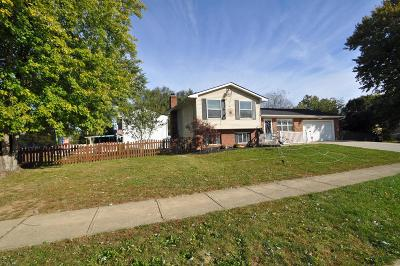 Galloway Single Family Home Contingent Finance And Inspect: 8864 Canoe Drive