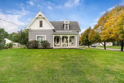 Hilliard Single Family Home For Sale: 4751 Cemetery Road