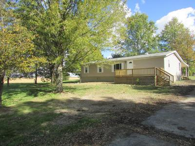 Single Family Home Contingent Finance And Inspect: 2475 Township Rd 164