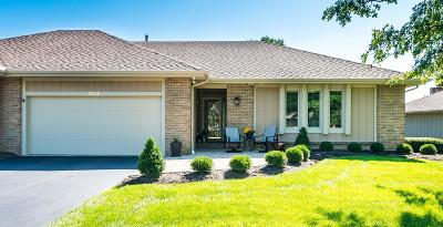 Dublin Single Family Home Sold: 9321 Muirkirk Drive