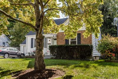 Worthington Single Family Home Contingent Finance And Inspect: 77 W Lincoln Avenue
