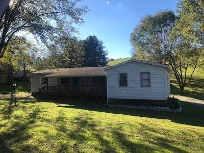 Logan OH Single Family Home For Sale: $99,900