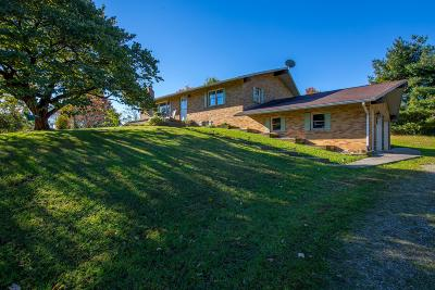 Thornville Single Family Home For Sale: 8720 Somerset Road
