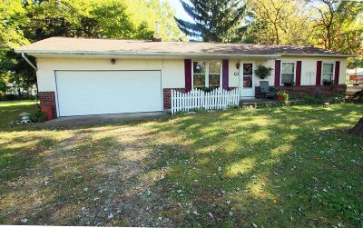 Galena Single Family Home Contingent Finance And Inspect: 3521 Rich Drive