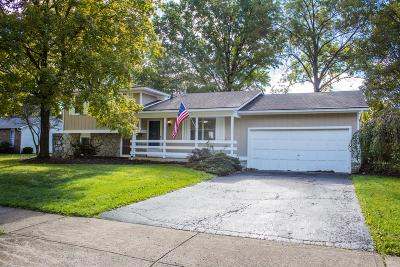 Westerville Single Family Home Contingent Finance And Inspect: 919 E College Avenue