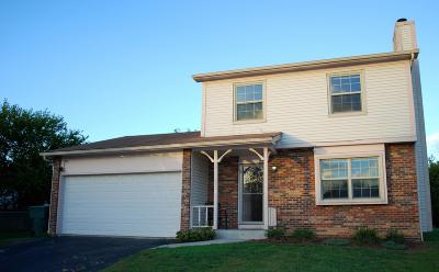 Dublin Single Family Home Contingent Finance And Inspect: 5872 Honbury Court