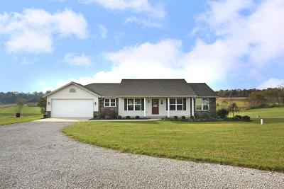 Mount Vernon OH Single Family Home Contingent Finance And Inspect: $235,000