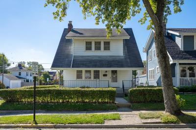 Single Family Home For Sale: 1379 Haines Avenue