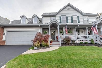 Westerville Condo Sold: 6533 Upper Lake Circle