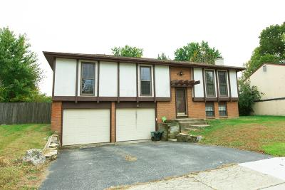 Single Family Home For Sale: 8457 Dovercrest Court