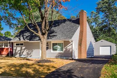 Single Family Home For Sale: 70 N Chesterfield Road