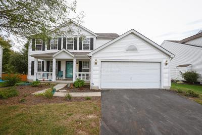 Single Family Home For Sale: 6582 Hemmingford Drive