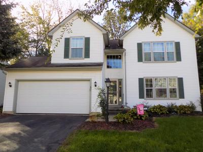Pickerington Single Family Home Contingent Finance And Inspect: 651 Norfolk Square S