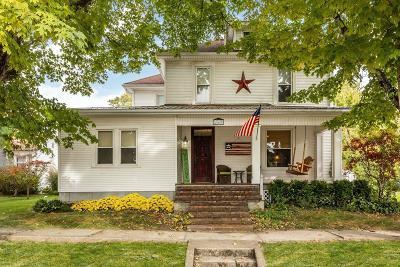 Amanda Single Family Home For Sale: 206 E Main Street