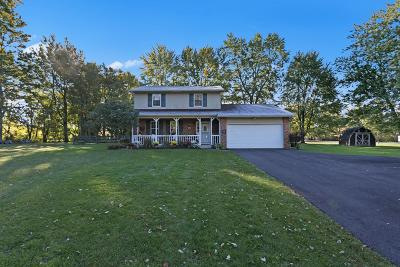 Reynoldsburg Single Family Home Contingent Finance And Inspect: 106 Salem Court