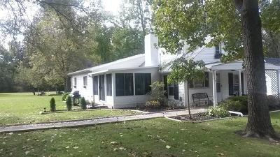 Single Family Home For Sale: 7157 Clark State Road