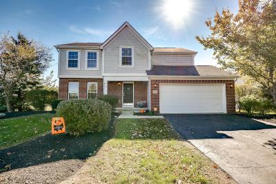 Groveport Single Family Home For Sale: 4742 Founders Drive